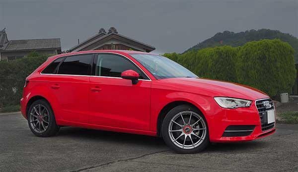 Audi A3 Sportsback 1.4TFSI (DBA-8VCXS)