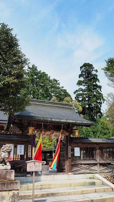水尾神社の社殿