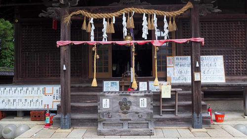 北野神社の社殿