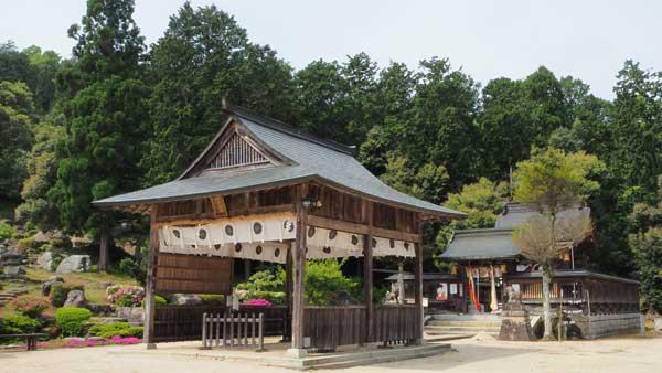 水尾神社(みおじんじゃ)
