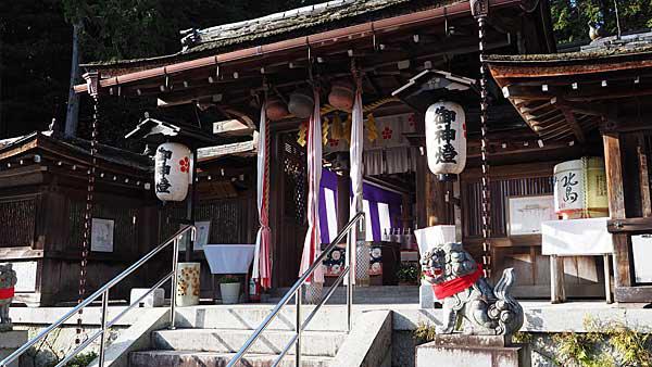 大野神社 本殿
