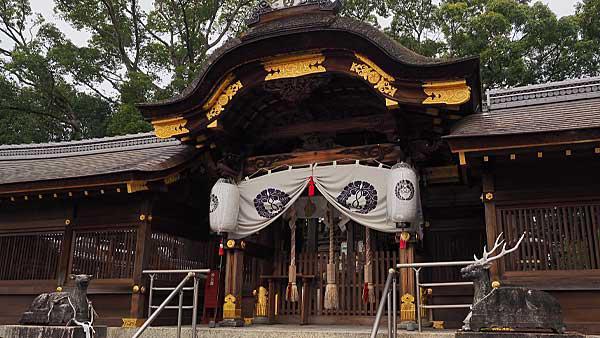 立木神社 本殿