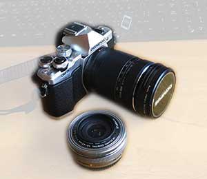 オリンパス E-M10mark2 ダブルズームセット
