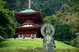 23番 応頂山 勝尾寺(弥勒寺)