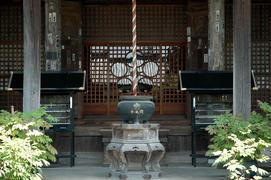 21番 菩提山 穴太寺