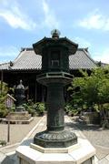 21番 菩提山 穴太寺(灯篭)